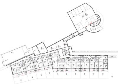 Grundriss Ebene 00, Haus im Leben Vomp - Ortsteil Fiecht, Architektur: DI Martin Both & Mag. Arch. Sieghard Zimmermann