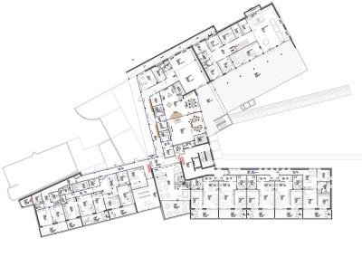 Grundriss Ebene 02, Haus im Leben Vomp - Ortsteil Fiecht, Architektur: DI Martin Both & Mag. Arch. Sieghard Zimmermann