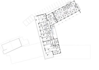 Grundriss Ebene 03, Haus im Leben Vomp - Ortsteil Fiecht, Architektur: DI Martin Both & Mag. Arch. Sieghard Zimmermann
