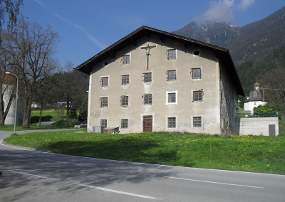 Das alte Bauernhaus