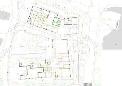 Haus im Leben Innsbruck - Höttinger Au, Architektur: Gsottbauer architektur.werkstatt